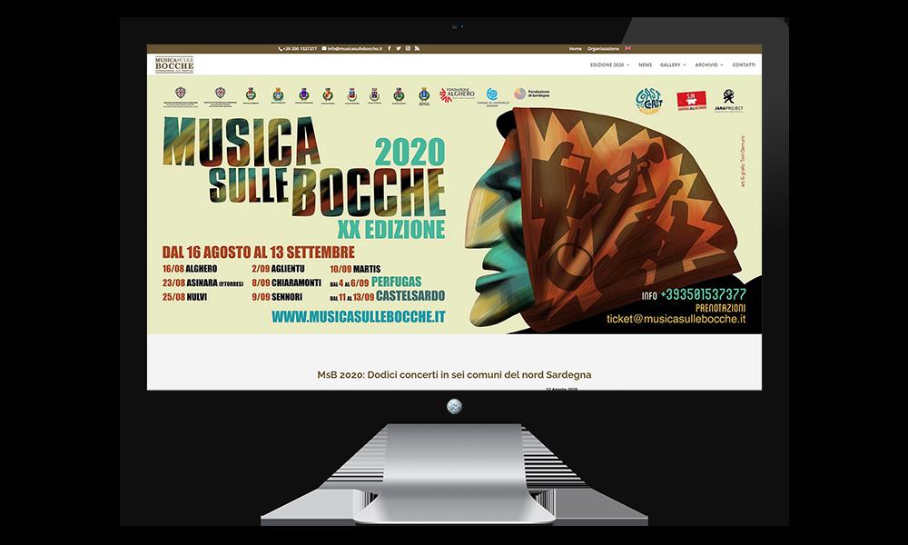 Jazz Festival Musica sulle Bocche 2020